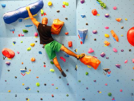 Movimento Verticale, palestra arrampicata sportiva Senigallia