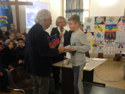 Premiazione Davide Terenzi