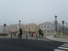 Ponte II Giuno chiuso al traffico veicolare ma aperto a pedoni e biciclette