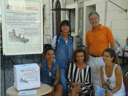 Senigallia per la più giovane famiglia di Arquata del Tronto