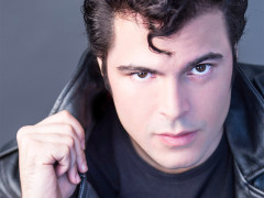 Guglielmo Scilla è il nuovo volto per Danny Zuko in Grease 2017