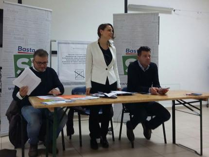 L'intervento dell'assessore regionale Manuela Bora al Cesano di Senigallia