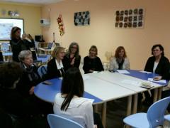 Dirigente e docenti dell'Istituto Comprensivo Mario Giacomelli di Senigallia