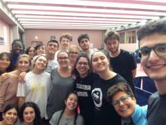 Tennistavolo: il Liceo Classico al Centro Olimpico