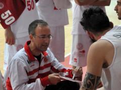 Coach Alessandro Valli - Pallacanestro Senigallia