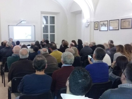 Il convegno ad Ostra Vetere sulla prevenzione sismica