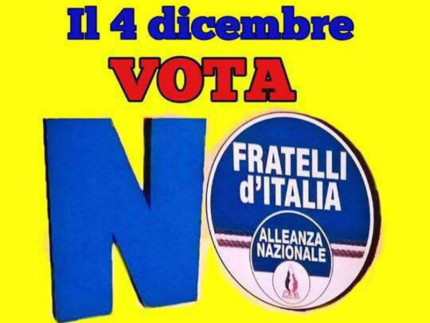Referendum: voto No