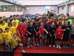Al centro olimpico tennistavolo di Senigallia si è svolto il 1° torneo regionale del Csi 2016: tanti i partecipanti, soprattutto giovanissimi