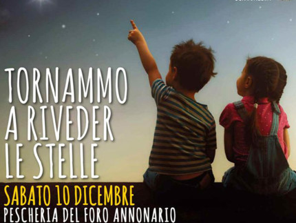 Tornammo a riveder le stelle