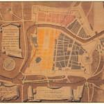 La mappa di Senigallia datata 1788