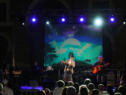 Musaico in concerto a Senigallia