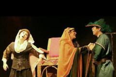 Il musical Robin Hood al teatro Nuovo Melograno di Senigallia