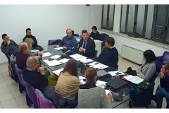 La seduta della VI Commissione consiliare di Senigallia sul bilancio e sulle contestazioni del MEF