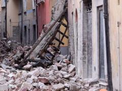 Crolli causati dal terremoto del 26 e 30 ottobre 2016 nel maceratese