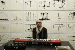 Paolo Tarsi, live @ Genova (ph Mauro Panichella)