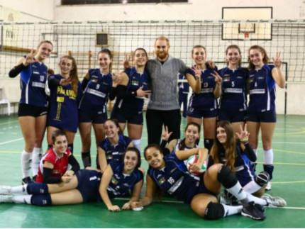 Us Pallavolo Senigallia Under 18, 2016-2017