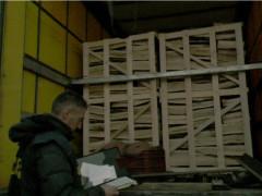 Controlli sul legname proveniente dalla Bosnia