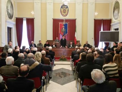 Saluto e discorso di fine anno 2016 del sindaco Mangialardi di Senigallia