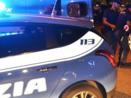 Polizia, Volanti, agenti