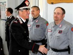 Il Corpo Forestale assorbito dai Carabinieri