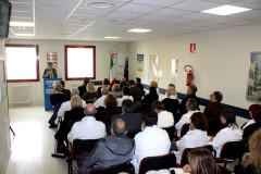 I vertici della sanità marchigiana e locale riuniti a Senigallia