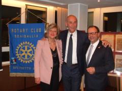 Presentazione libro Grande Guerra al Rotary Club