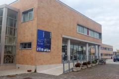 L'istituto Itis e Ipsia Bettino Padovano di Senigallia