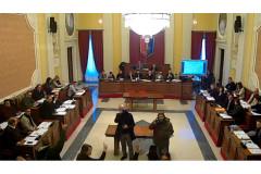 La seduta del consiglio comunale di Senigallia di lunedì 30 gennaio 2017: le proteste