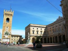 Centro storico di Recanati