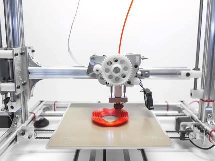 Una stampante 3D