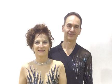Marco Valeri e Fiorenza Piccinini