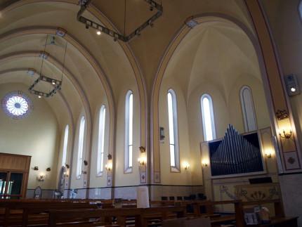 Chiesa Santa Maria della Pace di Senigallia