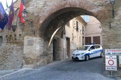 La Polizia Locale dell'Unione dei comuni Misa - Nevola, controlli a Corinaldo