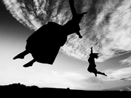 """""""Le donne volanti"""" di Cicconi Massi"""