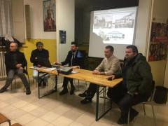 La presentazione della riqualificazione dell'ex arena Italia ai cittadini del rione Porto