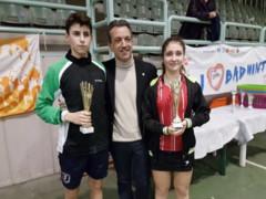 Marco Bailetti e Letizia Barboni