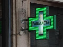 farmacia, croce verde, medicinali, farmaci