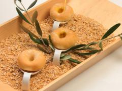 Pan'olio, ricetta di Giuliano Pediconi