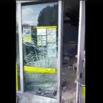 Trecastelli: ladri fanno esplodere il postamat