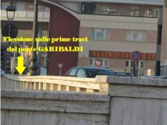 Il ponte Garibaldi
