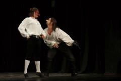 La compagnia I Batocci e il loro Cyrano