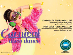Carnival Disco Dance al Centro Commerciale Ipersimply Senigallia