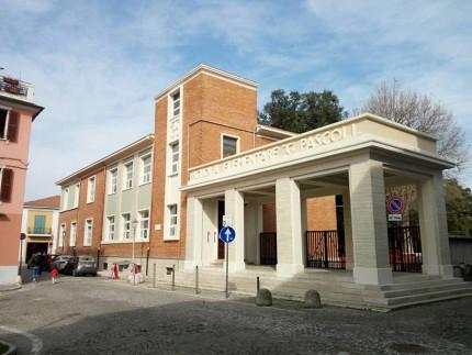 La scuola primaria G.Pascoli dopo l'intervento di restyling