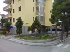 La filiale delle Poste Italiane a Marzocca di Senigallia