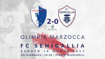 Olimpia Marzocca vs Fc Senigallia