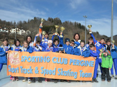 Sporting Club Pergine Valsugana Skating Team