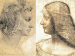 Vittoria Colonna ed Isabella d'Este