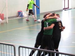 Il goal del Corinaldo C5: vittoria contro il Torresavio Futsal Cesena