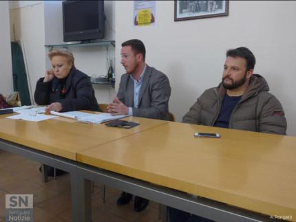 Silvana Amati, Dario Romano, Cristian Mazzoni