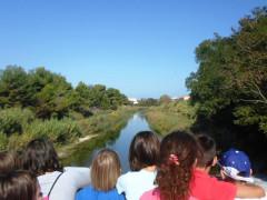Escursione sul fiume Misa, foto di Maurizio Salustri